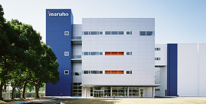 マルホ株式会社殿 外用剤工場